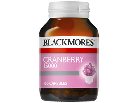 Blackmores Cranberry 15000 (60)