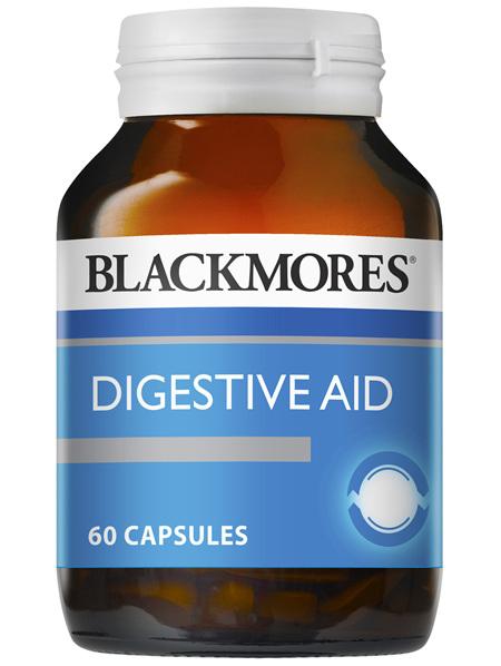 Blackmores Digestive Aid 60 Capsules