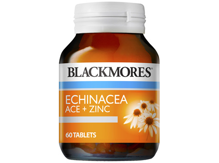 Blackmores Echinacea ACE + Zinc Tablets (60)