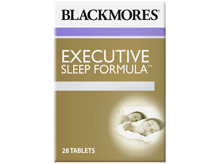 Blackmores Exec Sleep Formula (28)