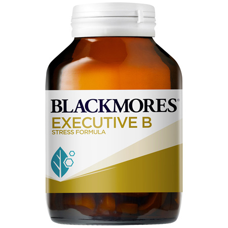 BLACKMORES Executive B Stress 125tabs
