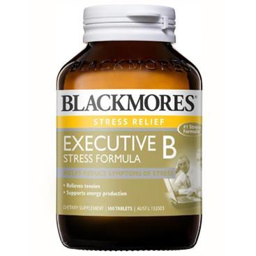 BLACKMORES Executive B Stress 160tabs