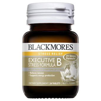 BLACKMORES Executive B Stress 28tabs