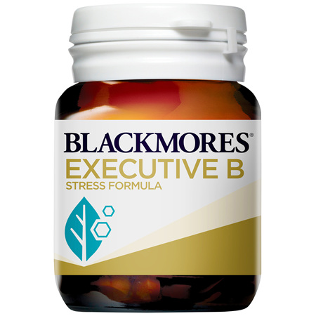 BLACKMORES Executive B Stress 28tabs