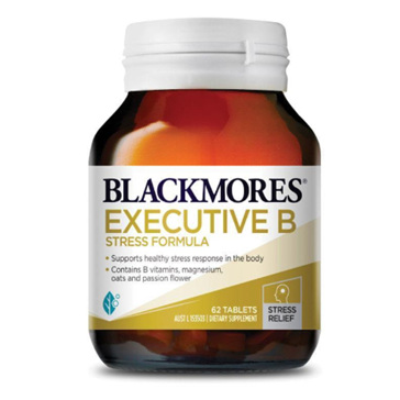 BLACKMORES Executive B Stress 62tabs