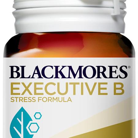 Blackmores Executive B Stress Formula, 28 Tablets (01412)