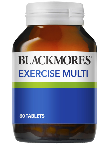 Blackmores Exercise Multi (60)