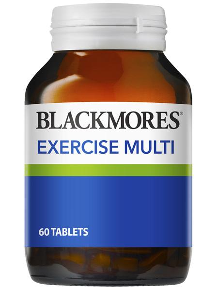Blackmores Exercise Multi (60)