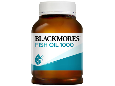 Blackmores Fish Oil 1000 (400)