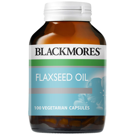 Blackmores Flaxseed Oil (100)