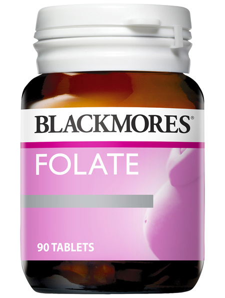 Blackmores Folate 90 Tablets