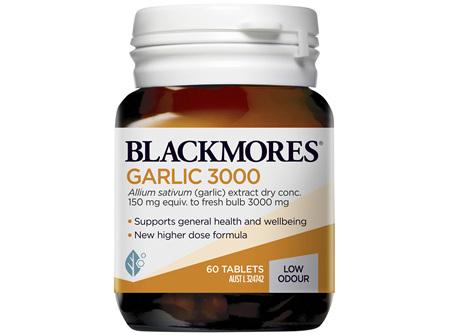 Blackmores Garlic 3000