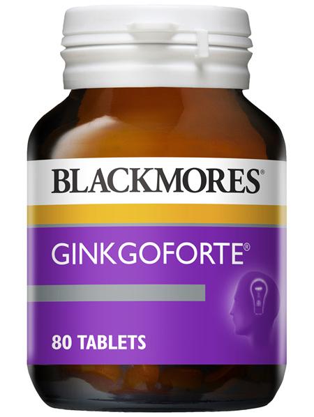 Blackmores Ginkgoforte (80)
