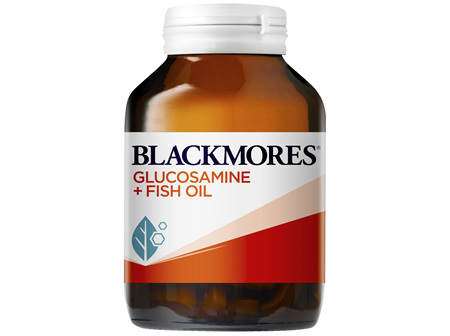 Blackmores Glucosamine + Fish Oil (90)