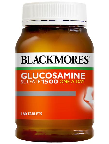 Blackmores Glucosamine Sulfate 1500 (180)