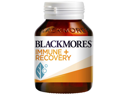 Blackmores Immune + Recovery 60 Tablets