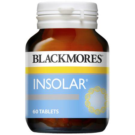 Blackmores Insolar 60 Tablets