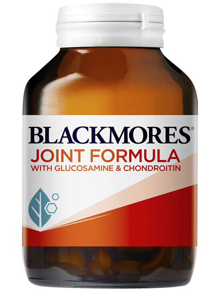Blackmores Joint Formula with Glucosamine & Chondroitin 120 Tablets