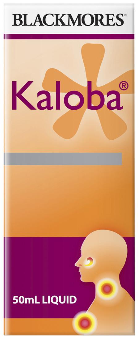 Blackmores Kaloba Liquid (50ml)
