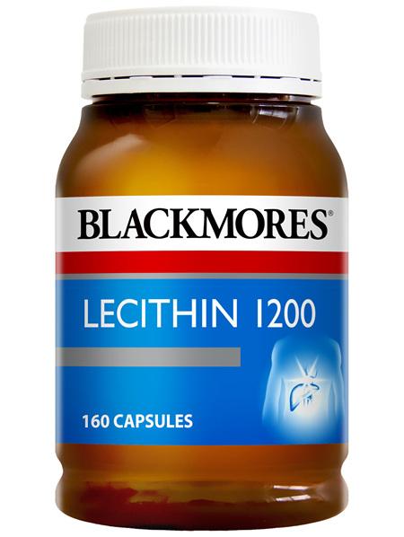 Blackmores Lecithin 1200 (160)