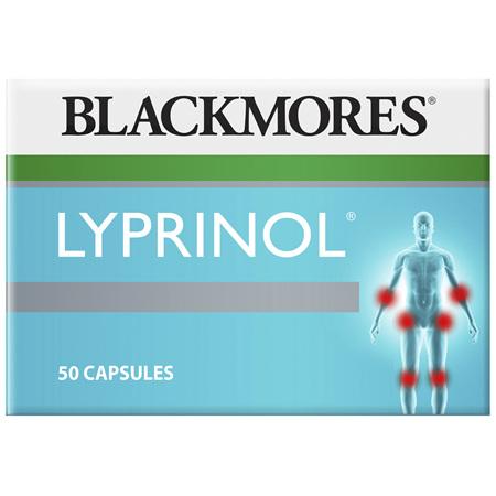 Blackmores Lyprinol (50)