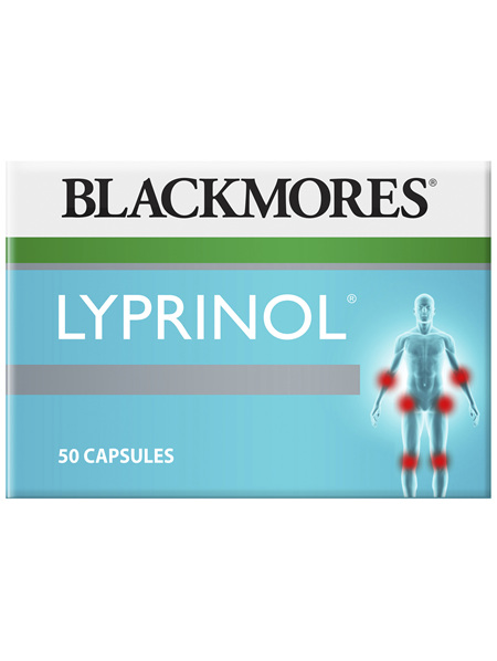 Blackmores Lyprinol (50)