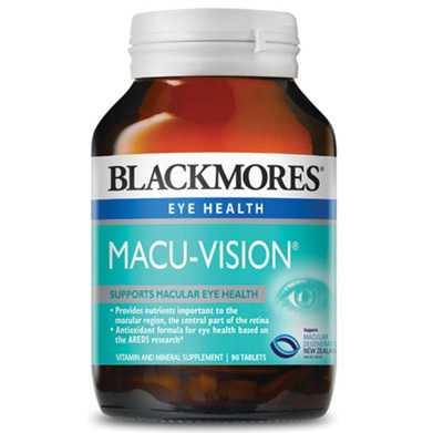 BLACKMORES Macu-Vision 90tabs