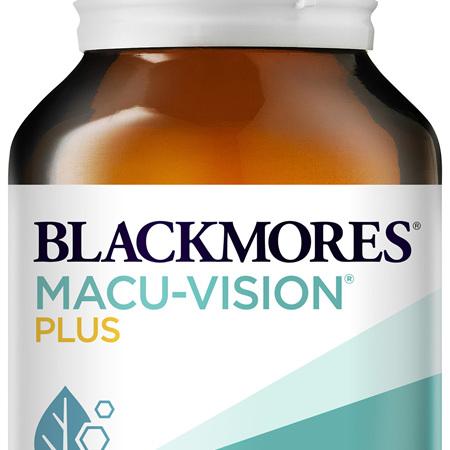 Blackmores Macu-Vision Plus (120)