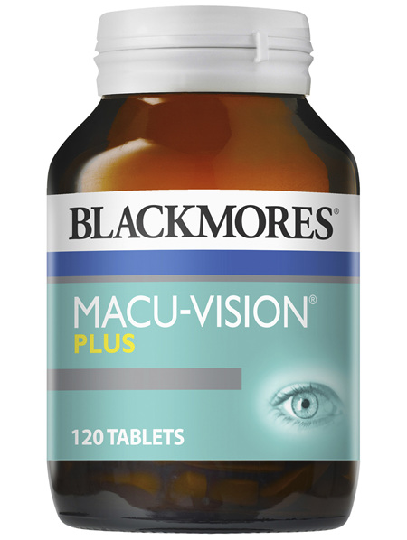 Blackmores Macu-Vision Plus 120 Tablets