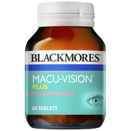 Blackmores Macu-Vision Plus (60)