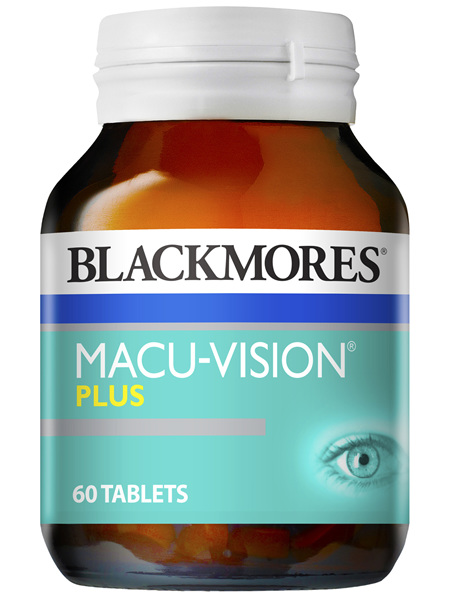 Blackmores Macu-Vision Plus 60 Tablets