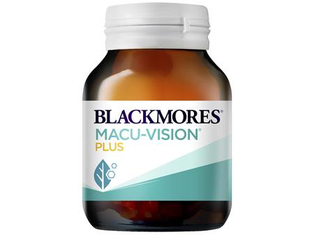 Blackmores Macu-Vision Plus 60 Tablets