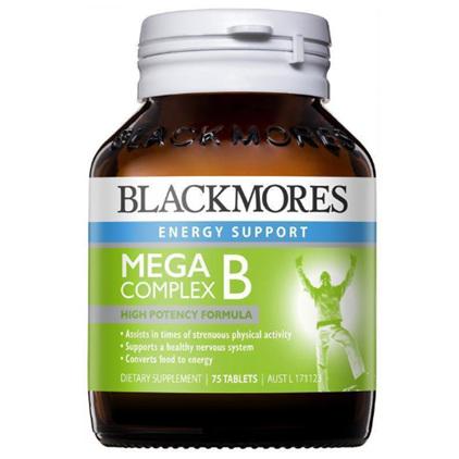 BLACKMORES Mega B Complex 75tabs