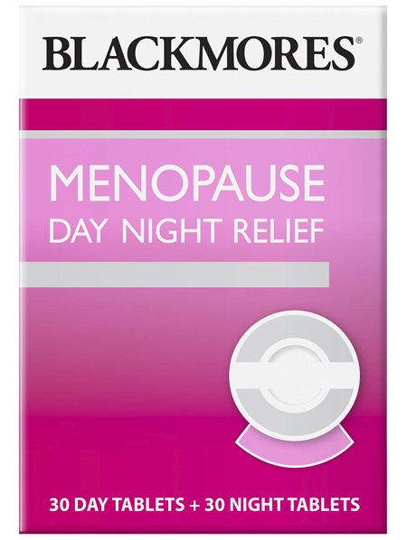 Blackmores Menopause Day/Night Relief(60)
