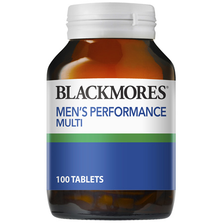 Blackmores Mens Performance Multi (100)