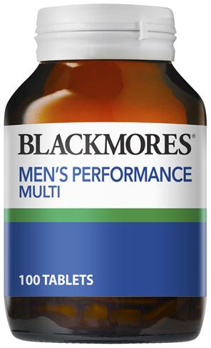 Blackmores Mens Performance Multi (100)