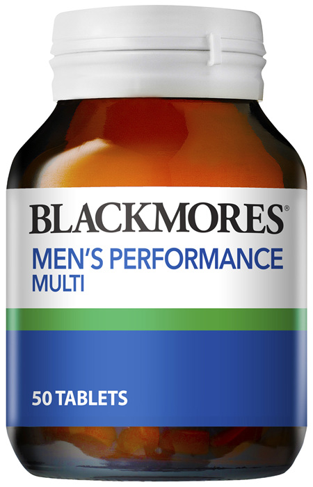 Blackmores Mens Performance Multi (50)