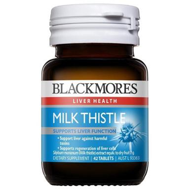 BLACKMORES Milk Thistle 42tabs