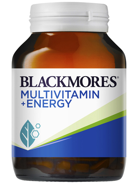 Blackmores Multivitamin + Energy 90 Tablets