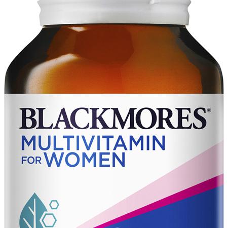 Blackmores Multivitamin for Women 90 Tablets