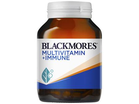 Blackmores Multivitamin + Immune 90 Tablets