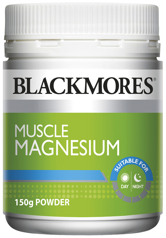 Blackmores Muscle Magnesium (150g)