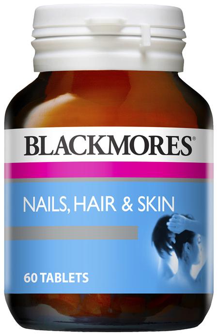 Blackmores Nail Hair + Skin 60 Tablets