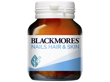 Blackmores Nail Hair + Skin 60 Tablets