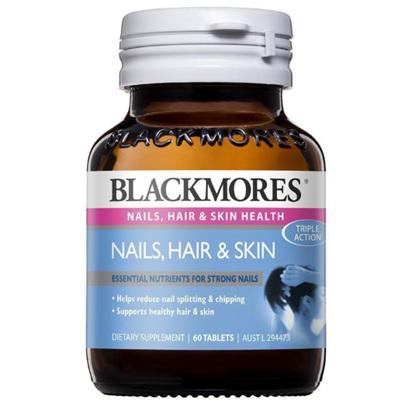 BLACKMORES Nails Hair Skin 60tabs
