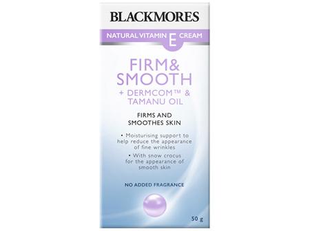 Blackmores Nat Vit E CreamSmoothSkin(50g)