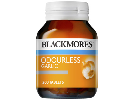 Blackmores Odourless Garlic (200)