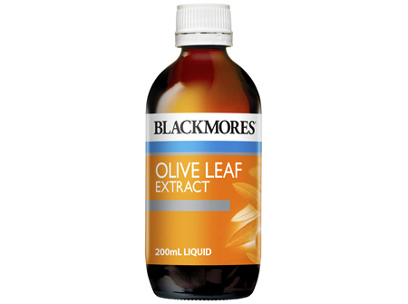 Blackmores Olive Leaf Extract (200mL)