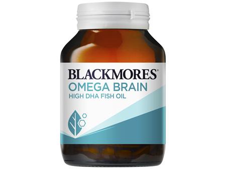Blackmores Omega Brain (60)