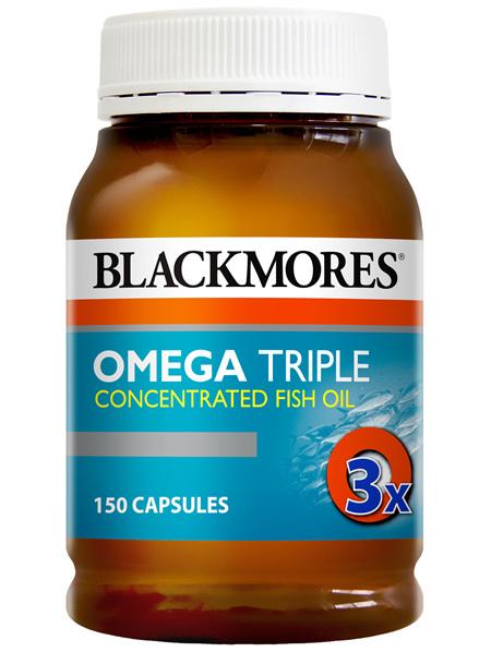 Blackmores Omega Triple (150)